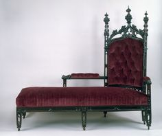 Couch  1851-1856  United States  MET