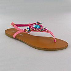 Summer Glam Sandals