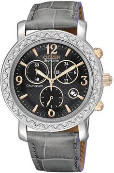 FB1298-05H - Authorized Citizen watch dealer - LADIES Citizen TTG2.0, Citizen watch, Citizen watches