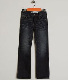 f0757d37 Boys - BKE Conner Straight Stretch Jean - Boy's Jeans in Burns 2 | Buckle