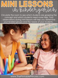 Mini lessons are a powerful teaching tool in kindergarten! Read on to learn the benefits of mini lessons and 5 tips for implementing them effectively to grow your students skills. #minilessons #kindergartenteacher #iteachk #kindergartenclassroom #teachingstrategies