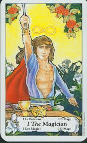 Check the Daily Tarot Card! The Magician Tarot  Get YOUR Buy One session, get one (1) Session FREE for now, a loved one or later, details on website!!!