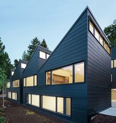 Sawtooth   Waechter Architecture   Archinect