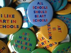 Campaign for Drawing and NSEAD patron Bob and Roberta Smith RA on why all schools should be art schools. Art is a fundamental tool for expression and empower...