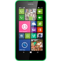 Nokia Lumia 630 dual SIM smart phone runs the new Windows 8.1 operating system from Microsoft. This is the first device to run the new Windows OS update which enables advanced special features...