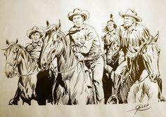 Tex Willer - un grande amore