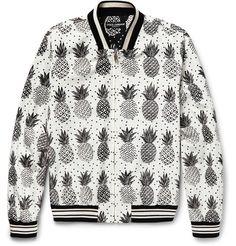 Dolce & Gabbana Pineapple Bomber