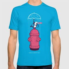 Cool t shirt by desCOLORido (Sergio Paucar) (dcoarts) | Twitter Get it: society6.com/dcoarts #illustration #cool #art #dcoarts #animals #design #creative #tshirt #drawing #birds #animals #rain  Azulejo ilustración | Bluebird illustration | Ave dibujo