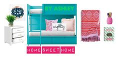 """HOME SWEET HOME"" by thelifeoftheparty ❤ liked on Polyvore featuring interior, interiors, interior design, home, home decor, interior decorating, Vera Bradley, Pottery Barn, Pusheen and Safavieh"