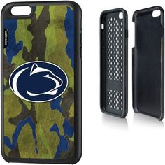 Penn State Nittany Lions Apple iPhone 6 Plus (5.5 inch) Rugged Case