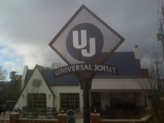 ♥ Universal Joint ... on Haywood Rd. in West Asheville. Best burgers/good beer/great people!