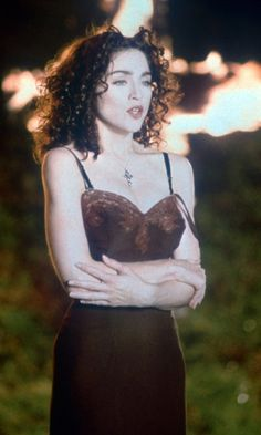 The One That Caused Controversy: Madonna In The Like A Prayer Video, 1989