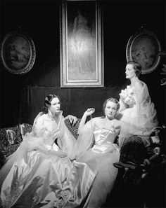 Cecil Beaton, Jessica, Diana and Nancy Mitford