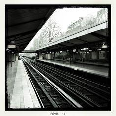 #Métro Paris