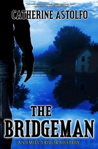 """#99Cents #Kindle #mytery """"The Bridgeman by Catherine Astolfo """"The Bridgeman, An Emily Taylor Mystery by Catherine Astolfo 99cents limited time only: 12/20 to 01/03/2014 …Principal Emily Taylor feels safe in the friendly little town of until she finds a body in her school. The murder of caretaker Nathaniel Ryeburn brings back memories she'd rather forget and plunges Emily into a mystery that involves a secret diary, an illegal puppy mill and a murderer innocentl"""