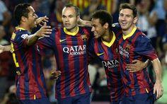 El FC Barcelona es el equipo más valorado de 2014