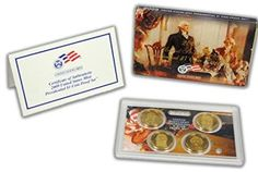 2009 Proof Set Presidential Dollar Uncirculated