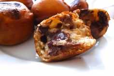 siriously delicious: Deep Fried Cookie Dough