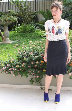 juliana e a moda