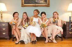 love this bride's style so much! | CHECK OUT MORE IDEAS AT WEDDINGPINS.NET | #weddings #bridesmaids #bridal #dresses #fashion #forweddings
