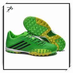 newest 326ca 2ecad Adidas Lethal Zones Predator LZ 2 SL TF Ozil Futsal Shoes Grass Green