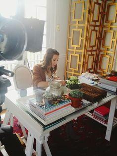skillshare { behind the scenes }