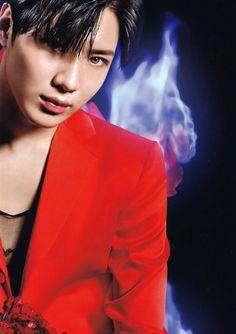 #SHINee #Taemin #FlameOfLove #jpop