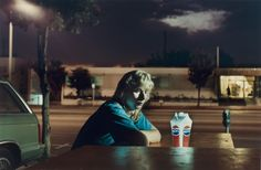 Philip-Lorca diCorcia - The faces of the hustlers of Hollywood Narrative Photography, Film Photography, Moma, Des Moines Iowa, Film Studies, Film Inspiration, List Of Artists, 21 Years Old, Photo Projects