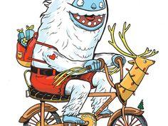 Happy holidays card x  1