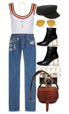 """""""Untitled #10607"""" by nikka-phillips ❤ liked on Polyvore featuring Brixton, ASOS, Seed Design, Marc Jacobs, Tomas Maier and Lacey Ryan"""