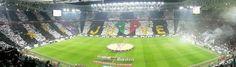 Home - Europa League - Stadium European Soccer, Europa League, Baseball Field, Football, European Football, Soccer, Futbol, American Football, Soccer Ball