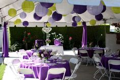 Bridal/Wedding Shower Party Ideas | Photo 2 of 7 | Catch My Party