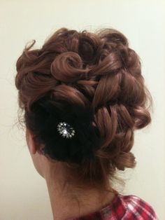 Wedding Updo Added by Carissa/BTC Community