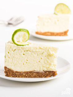 Four words: Key. Lime. Cheesecake. PALEO!!!