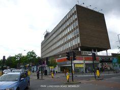 Park Lane/High Road Wembley