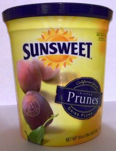 Sunsweet Pitted Prunes Net Wet 18 Oz lbs 2 oz) (Pack of *** Check this awesome product by going to the link at the image. Pitted Prunes, Dried Plums, Ben And Jerrys Ice Cream, How To Make Bread, Baking Ingredients, Canning, Drinks, Food, Image Link
