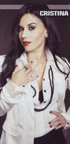 Cristina Scabbia