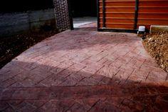 Pavimento De Hormig N Realizado Con Ankare Zaline Color