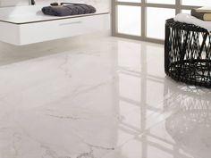 Collection Carrelage CERAMIQUE PORCELANOSA Bianco Carrara 59,6x59,6 cm #Sol #Parquet #Carrelage #Déco #Rénovation #Aménagement