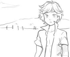 marinette on the beach - pg02