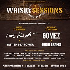 New whisky and music festival to launch in UK