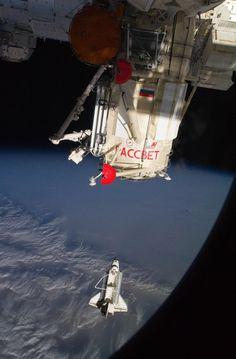 #SpaceShuttle
