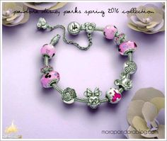 Pandora Disney Parks Spring 2016 Sneak Peek