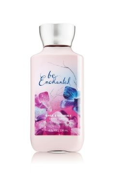Be Enchanted Body Lotion - Signature Collection - Bath & Body Works. BIG SALE 5$any lotion that size