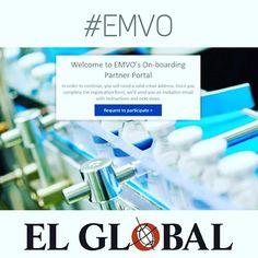 #FotoDelDía ➡️ El portal de conexión del Sistema Europeo de Verificación de Medicamentos (EMVO On-boarding Partner Portal -OBP Portal-) está ya plenamente operativo para comenzar a trabajar.