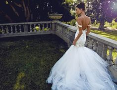 Lauren Elaine Wedding Dress Collection | Bridal Musings Wedding Blog 9