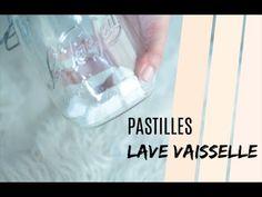 Pastilles lave-vaisselle #DIY. Encore plus simple que la lessive maison (recette ici), j'ai nommé les pastilles lave-vaisselle !