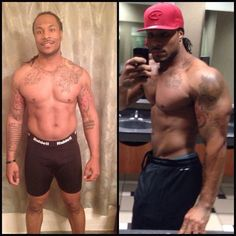 We have collected 60 of the most motivational mens weight loss transformation pictures from Instagram, guaranteed to inspire you to stick to your diet and your exercise routine. The dedication and hard work shown in all of these transformation photos are clear to see and they show people who have totally transformed their bodies and their lives and who have made significant improvements with their health and fitness levels.
