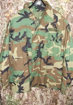 US Military M65 Field Woodland Jacket ! Buy Now at gorillasurplus.com