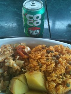 Puerto Rican food its my fav! When I went to Puerto Rico I gained 10 pounds in 3 weeks.